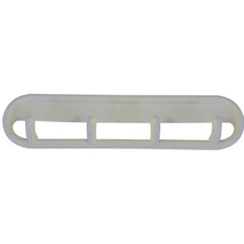 InterDesign Multi Hook Rack, White
