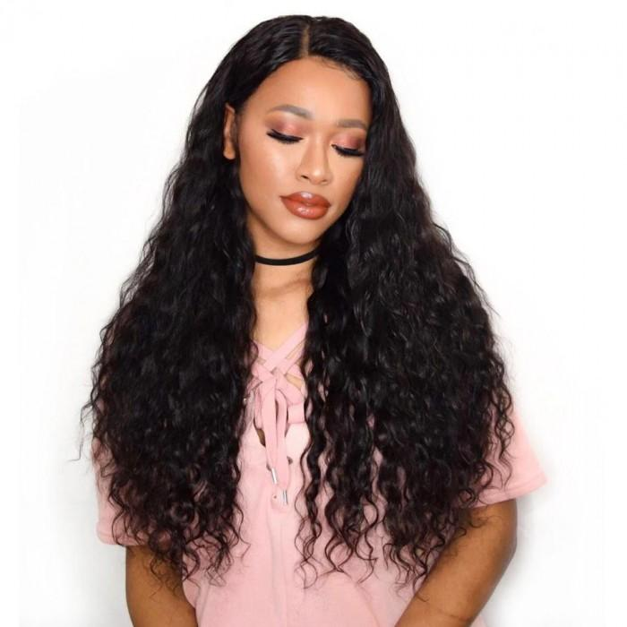 Water Wavy Lace Wig