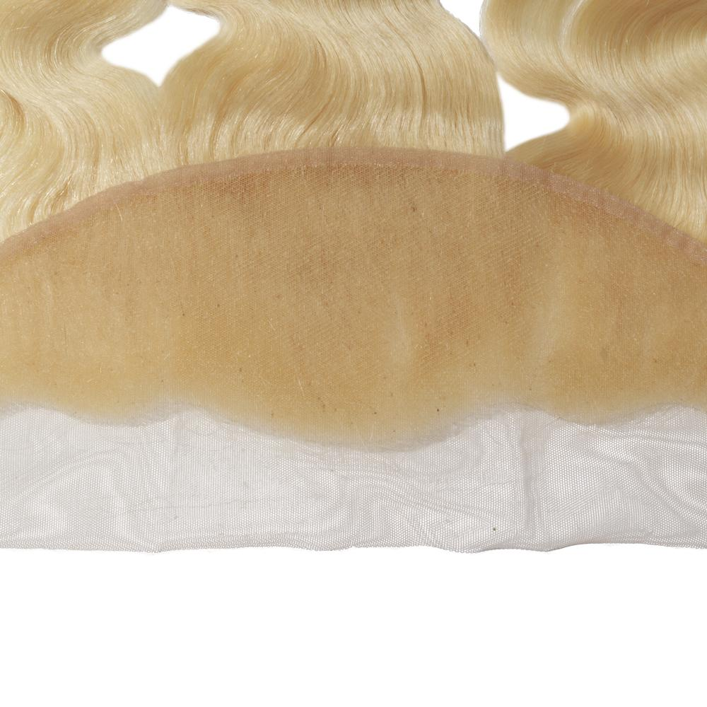 Body Wavy #613 Swiss Lace Frontal