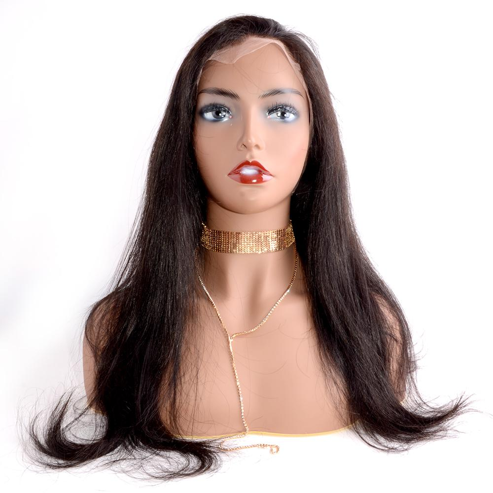 Undetectable Transparent Full Lace Wig