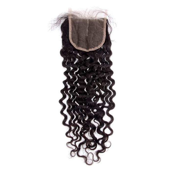 Water Wavy Swiss Lace Closure