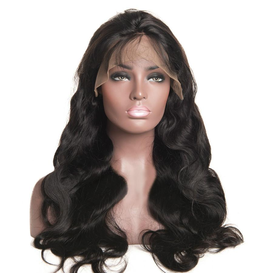Body Wavy Full Lace Wig