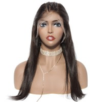 Undetectable Transparent Frontal Lace Wig 150% 10-22 Inch Straight