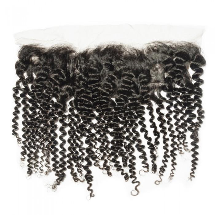Kinky Curly Swiss Lace Frontal