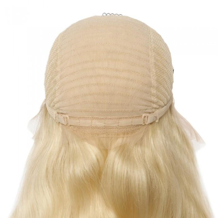 Frontal Lace Wig #613 Blonde