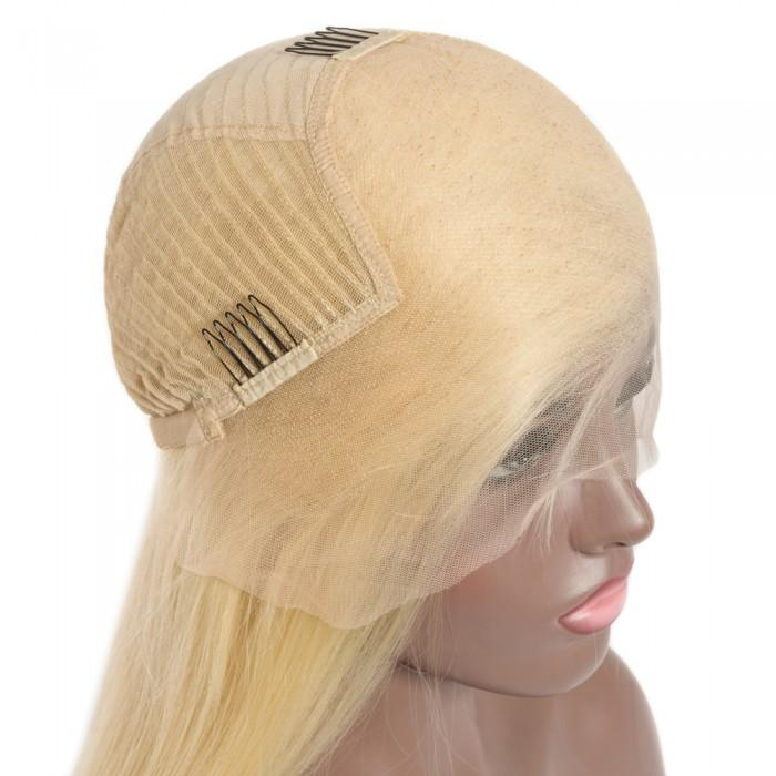 Straight Lace Wig #613 Blonde