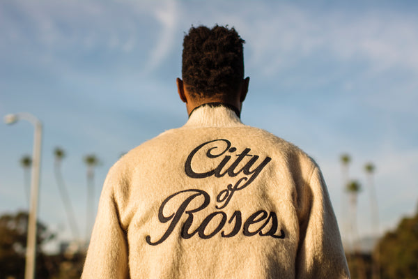 City of Roses Jacket