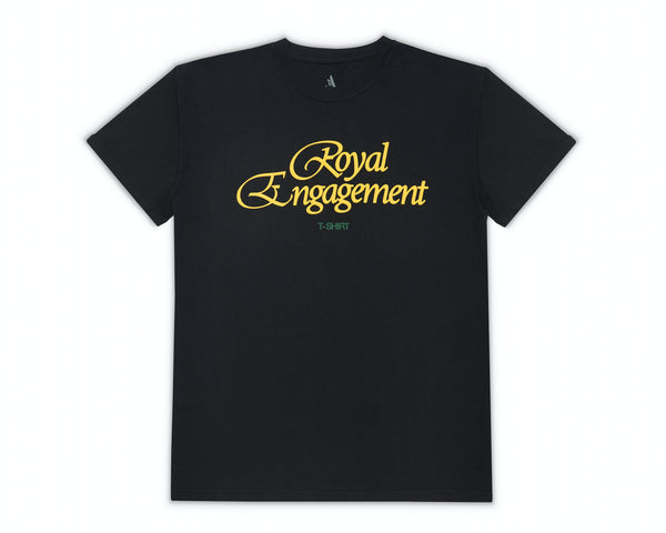 ROYAL ENGAGEMENT | BLACK
