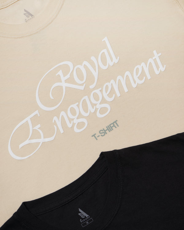 ROYAL ENGAGEMENT | CREAM
