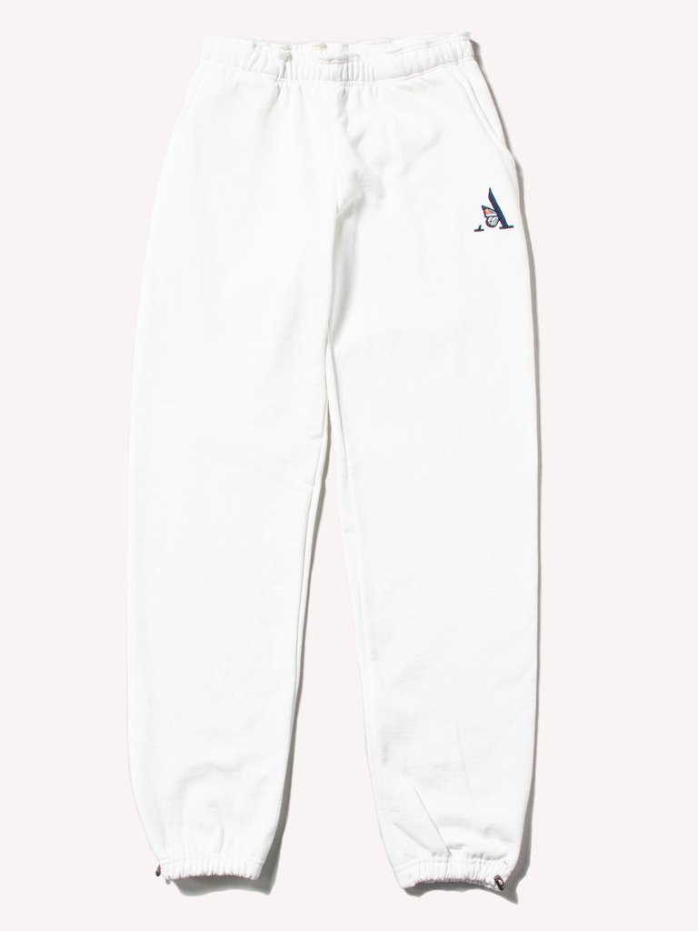 SWEATPANTS | CREAM