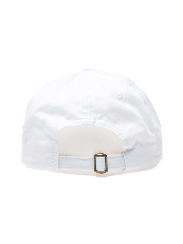 LOGO DAD HAT | WHITE