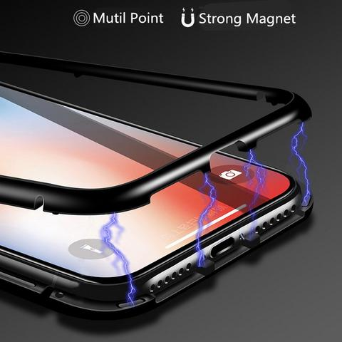 brand new d1f61 6c934 360 Magnetic Apple iPhone Case Cover