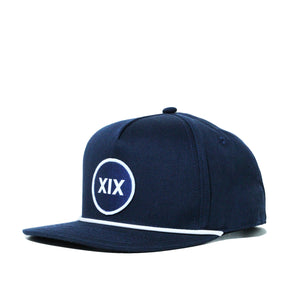 'The Weekender' Golf Hat [Navy]