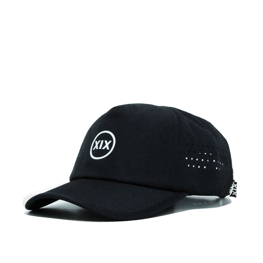 'The Delta' Golf Hat [Black]