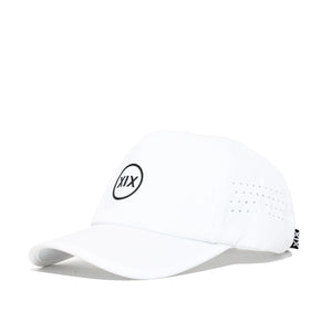 'The Delta' Golf Hat [White]