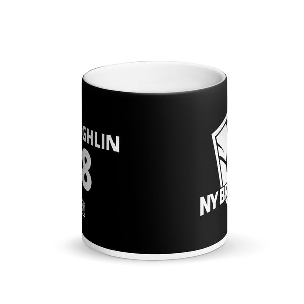 Matte Black Magic Mug, #48, McLOUGHLIN