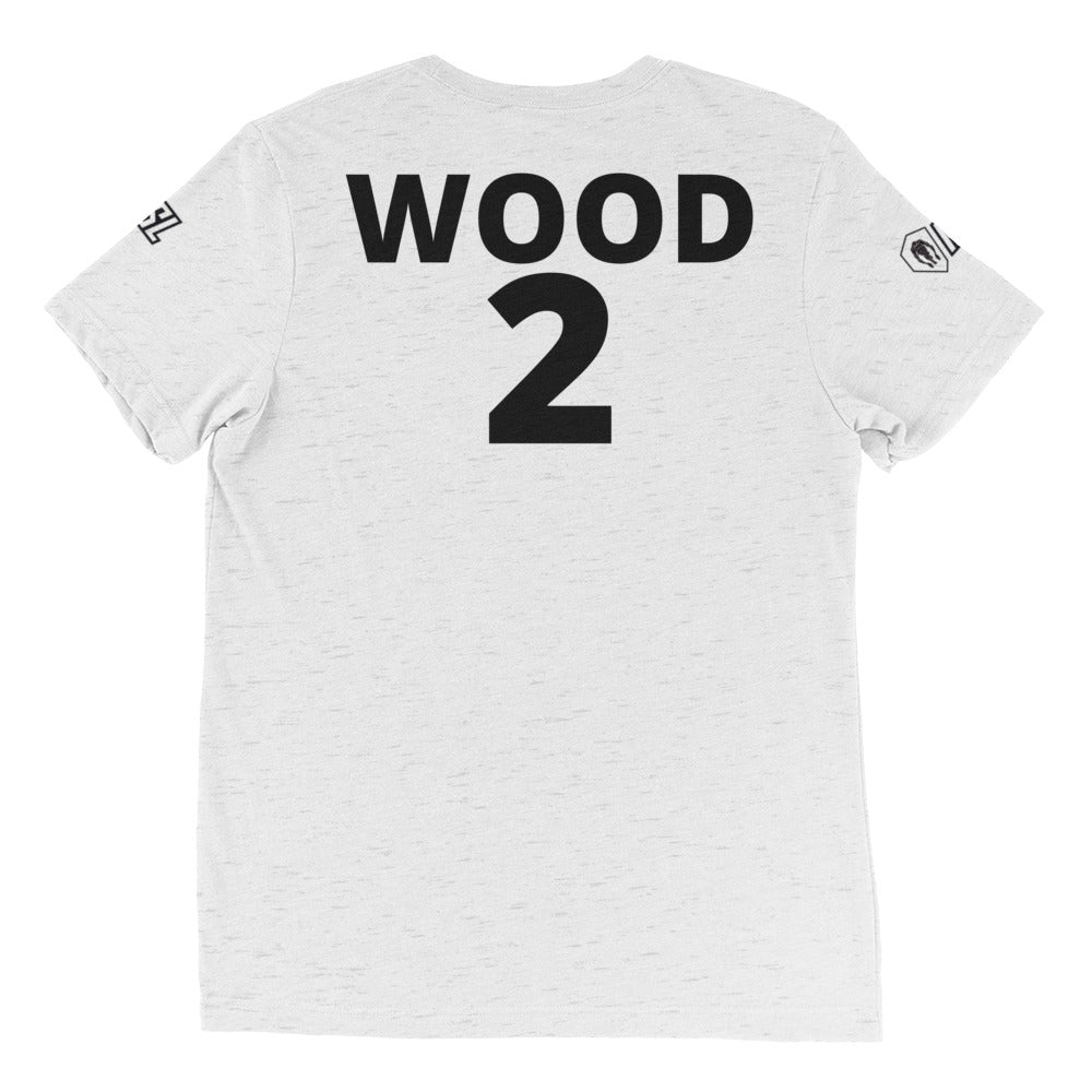 Short sleeve t-shirt, #2, WOOD