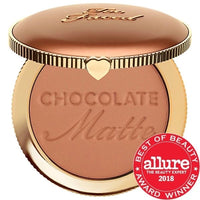 Chocolate Solei Matte Bronzer Too Faced