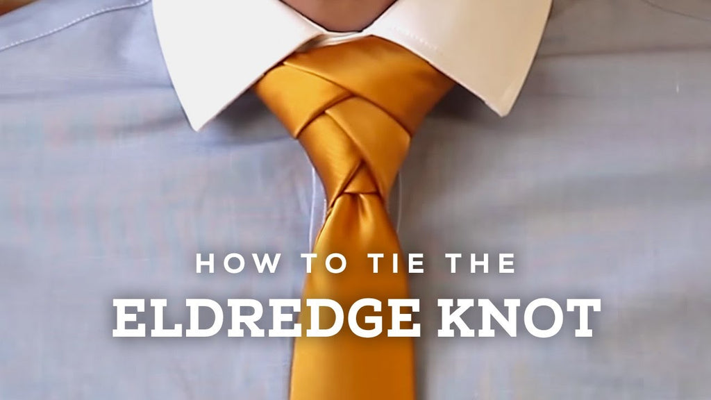 Step-by-step tutorial for this knot here:
