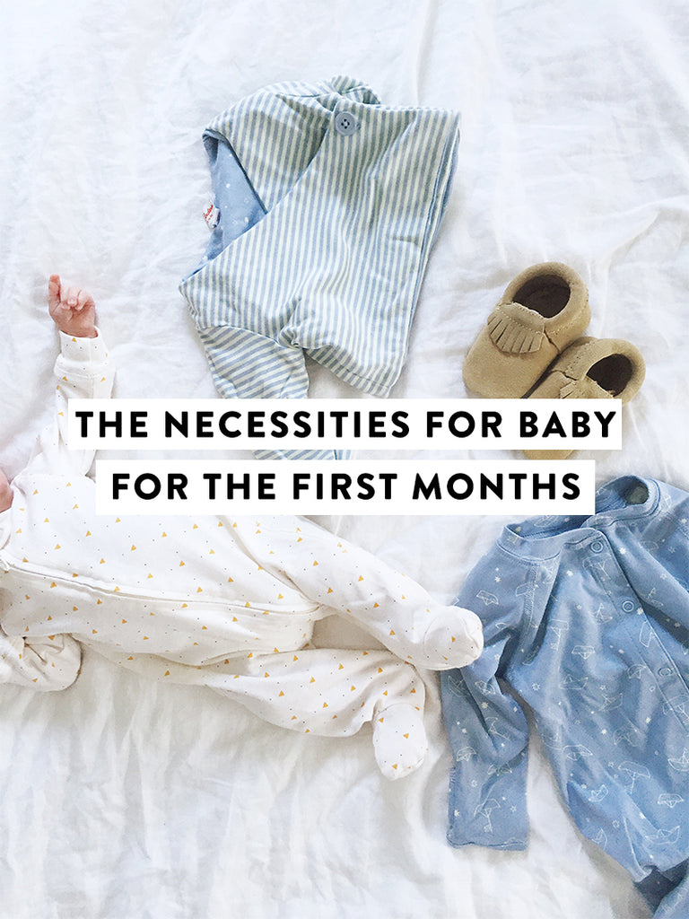 Minimalist Baby List and What We Felt Was Necessary for Baby #2