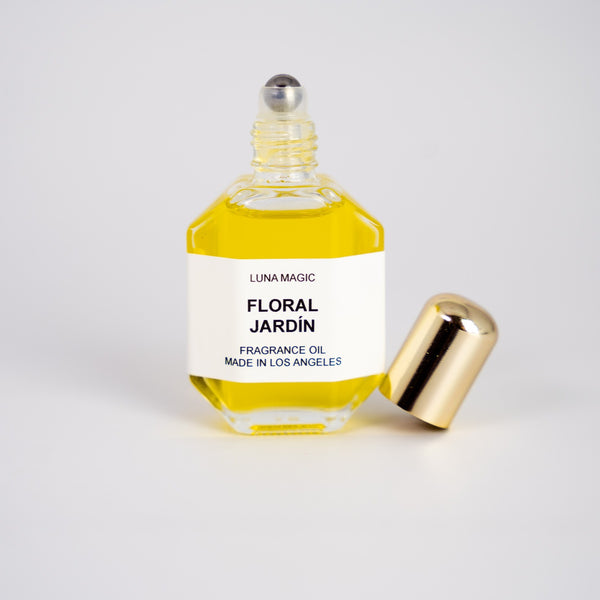 FLORAL JARDÍN FRAGRANCE OIL, 15 ML