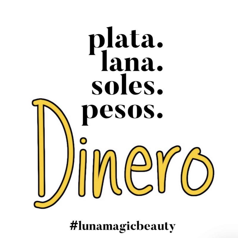 DIGITAL GIFT CARD - LUNA MAGIC BEAUTY