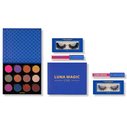 UNO Makeup Collection, 5 Pcs - LUNA MAGIC BEAUTY