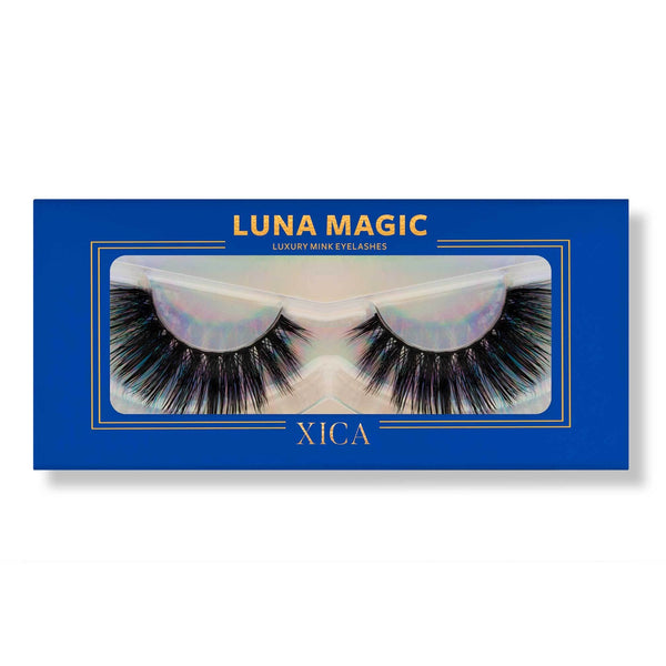 NEW: Luxury Mink Lashes, Xica - LUNA MAGIC BEAUTY