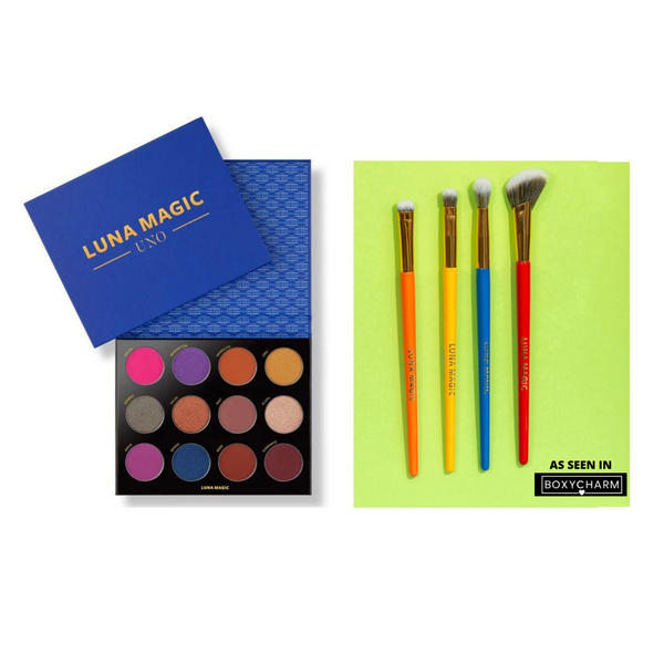 DYNAMIC DUO MAKEUP SET, 2 Pcs
