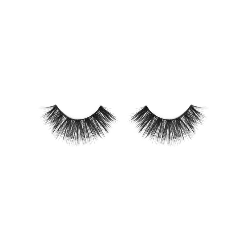 REBELDE, 100% FAUX MINK LASHES, 2 PAIRS