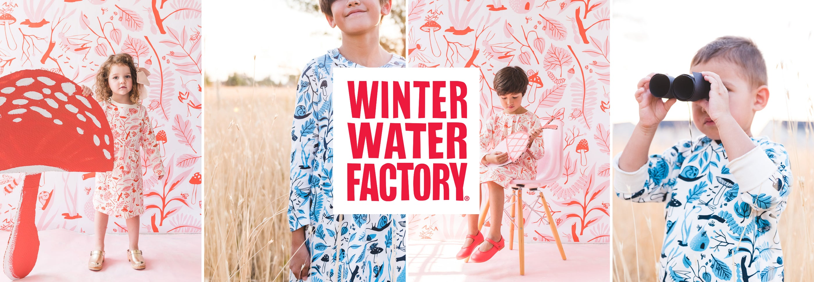 Winter Water Factory