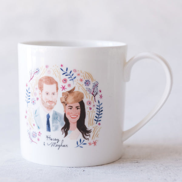 Harry & Meghan, Royal Wedding Commemorative Mug