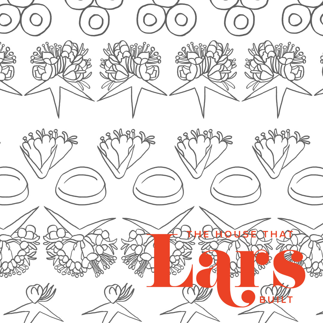 Cathedral Cactus Pattern Coloring Page, PDF Printable