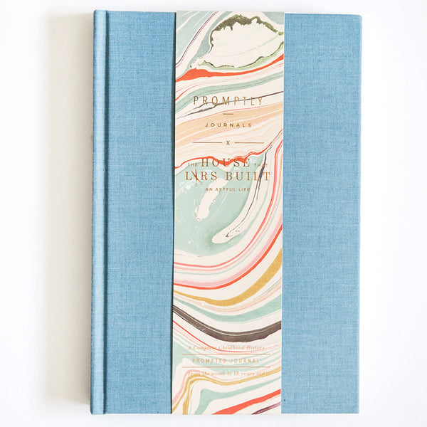 Chambray Promptly Journal