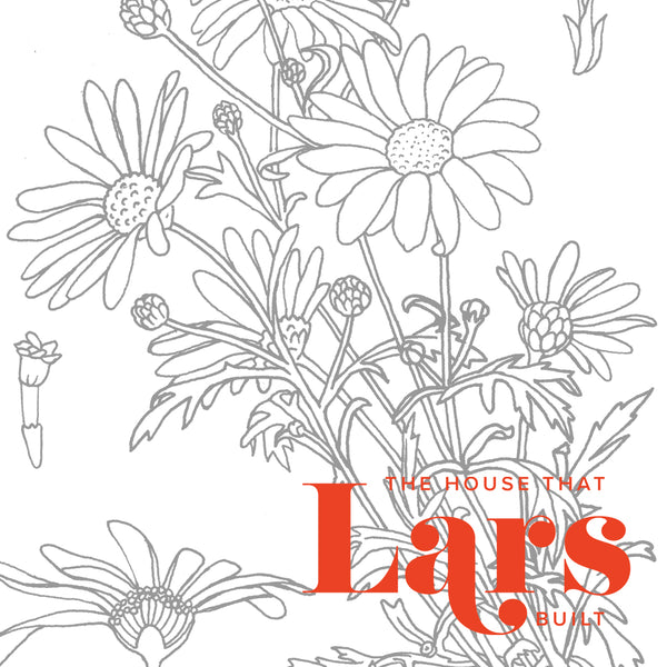 Daisy Bouquet Coloring Page, PDF Printable