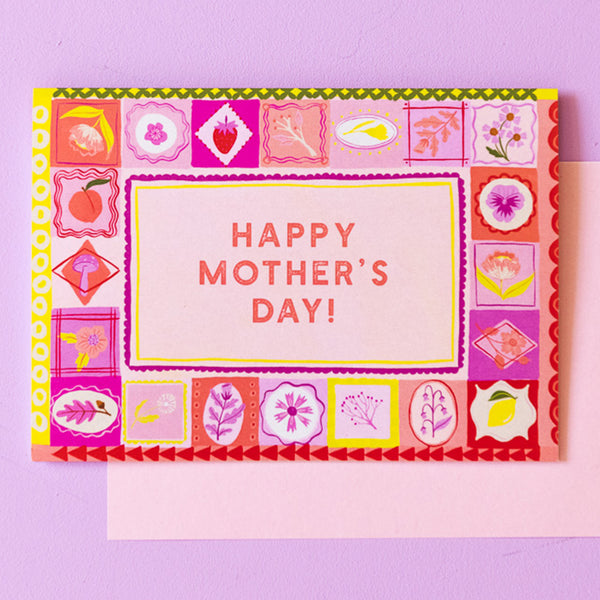"""Happy Mother's Day!"" Mother's Day Card"