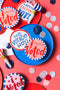 I Voted Pins, PDF Printable