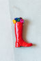 Welly Floral Garden Boot Ornaments