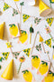 Lemon Birthday Suite, PDF Printable