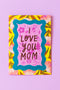 Mother's Day Cards (Set of 5), PDF Printable