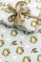 Not a Creature Was Stirring Wrapping Paper