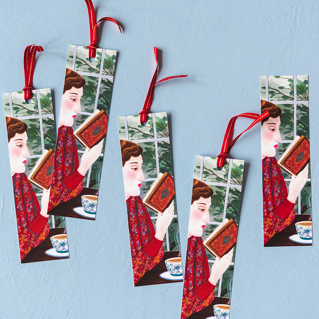 Little Women Bookmark, Free PDF Printable