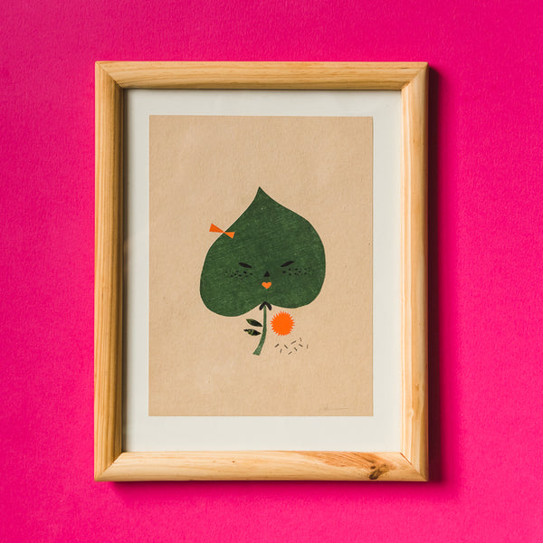 Leaf - By Brigida Magro of Sweet Beyond