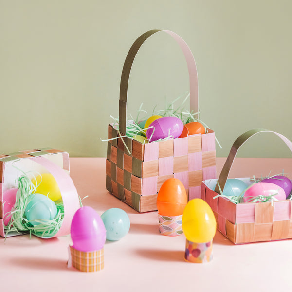 Printable Easter Basket, PDF Printable