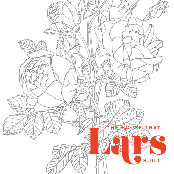 Rose Bouquet Coloring Page, PDF Printable