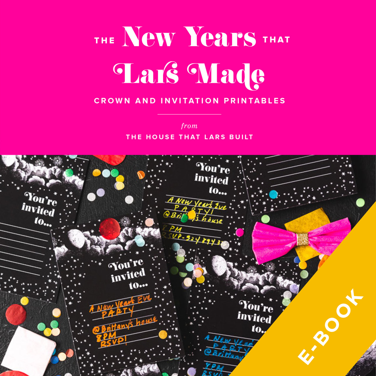 The New Years That Lars Made, E-Book