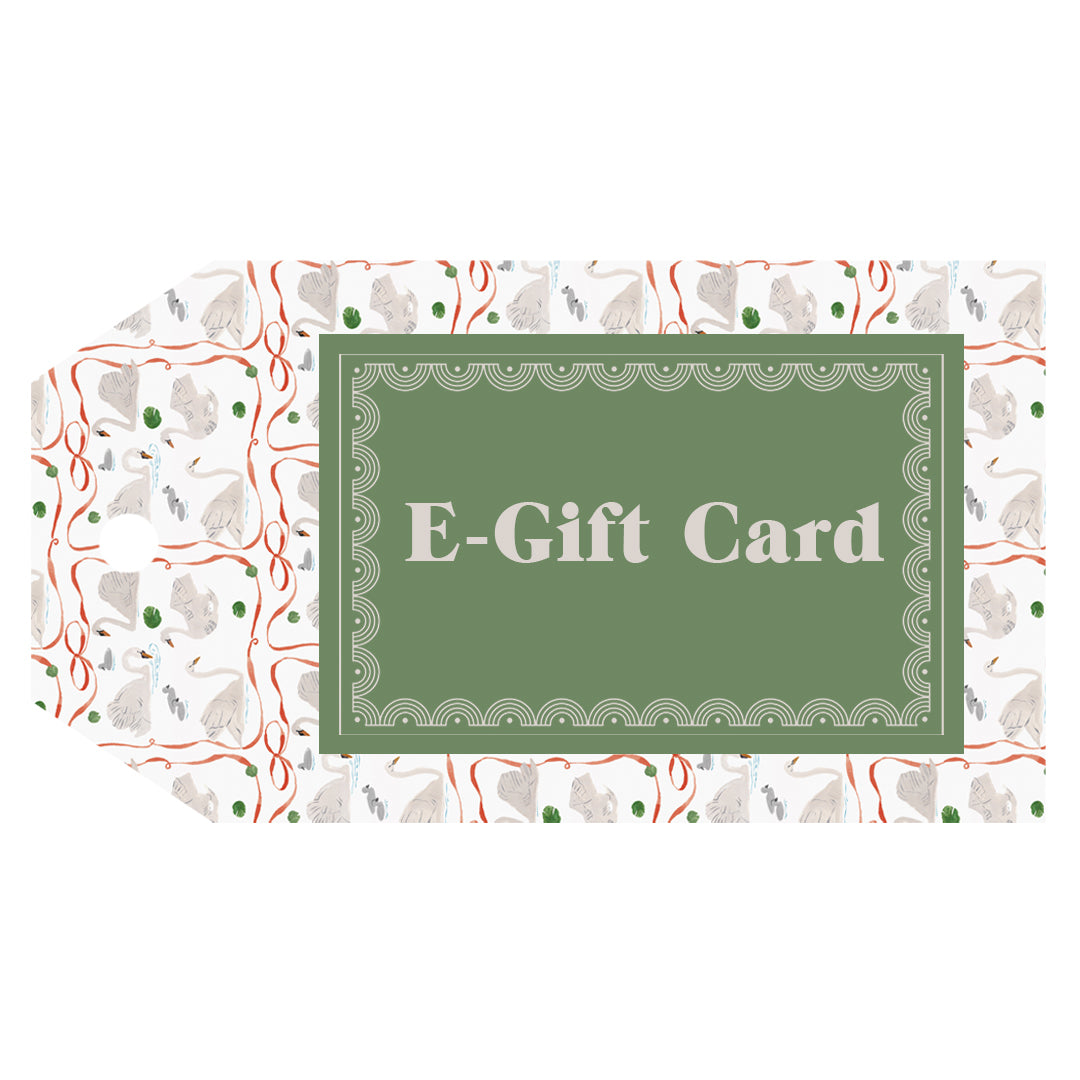 Swans a Swimming E-Gift Card