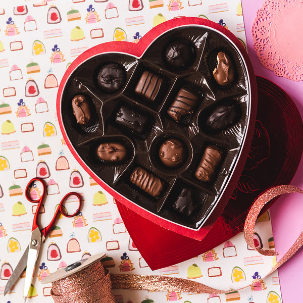 Chocolate Truffles Treats Wrapping Paper