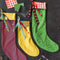 DIY Christmas Stockings, PDF Pattern