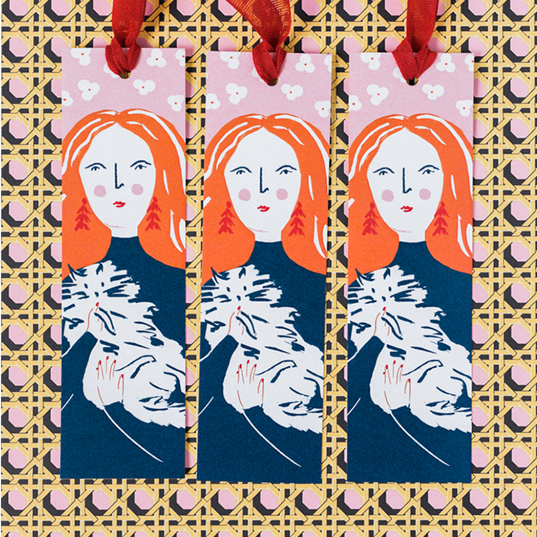 Grace Coddington Memoir Bookmark, Free PDF Printable
